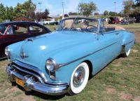 "Oldsmobile ""Futuramic 98"" - 1949"