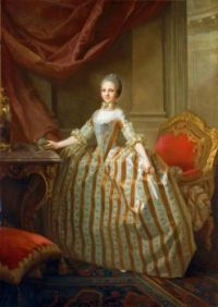 Queen Of Spain, 1765