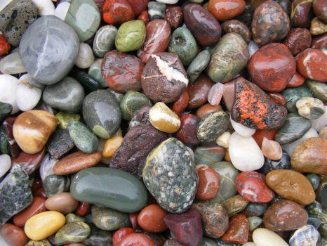 Beautiful Scottish Pebble from Montrose