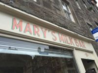 Best ice cream in Edinburgh!