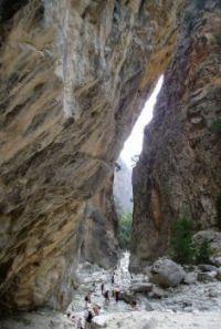 Crete, Samaria gorge