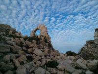 Roman Ruins in Israel