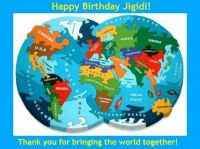 Happy Birthday Jigidi!