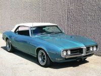 My First Car - 1968 Pontiac Firebird Convertible (smaller)