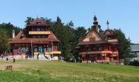 Beskydy, Pustevny - Libušín a Maměnka, Czech Republic