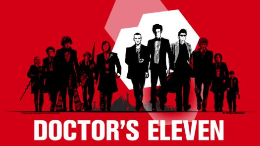 doctor's eleven, dr who