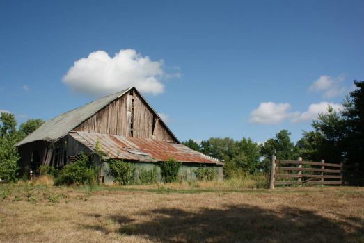 Old Barn repeat ~ July 16, 2012