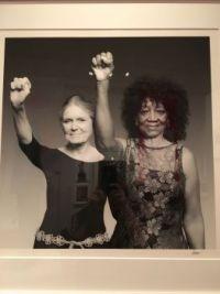 Gloria Steinem & Dorothy Pitman Hughes, 2013
