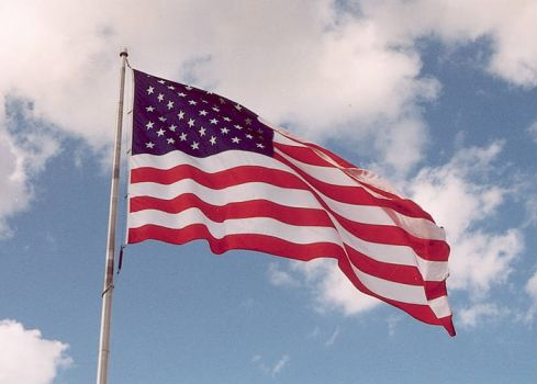 Flag Day in the U.S.