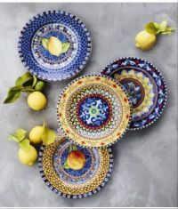 Sicily pattern dishes