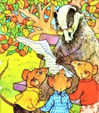 Mr. Badger, There is a Circus in Town! How Can We Earn $$?