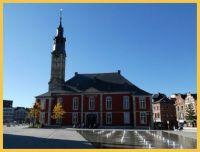 Sint-Truiden, stadhuis.