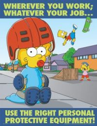 Simpsons Safety 3