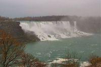 US side of Niagra Falls