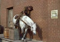 Theme Horses: Lee Marvin in Cat Ballou
