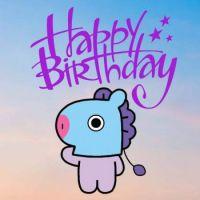 BT21 Mang Birthday