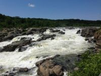 Great Falls on Potomac River