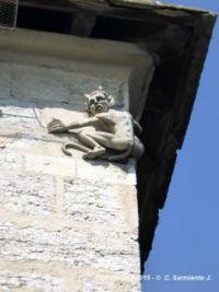 FRANCE – Cahors – Valentré Bridge - The Devil