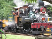 Roaring Camp Railroad - California