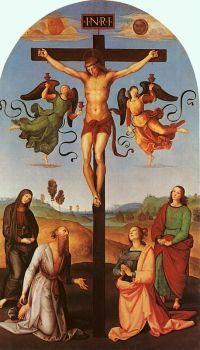 Crucifixion-Raphael