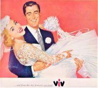 Themes Vintage ads - Viv lipstick 1956