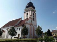 Bechyně, kostel sv Matěje, Church of St. Matthew , Bechyně