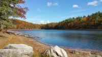 Late October Mirror Lake