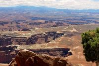 The White Rim and White Rim Trail--Island In The Sky Area Of Canyon Lands National Park