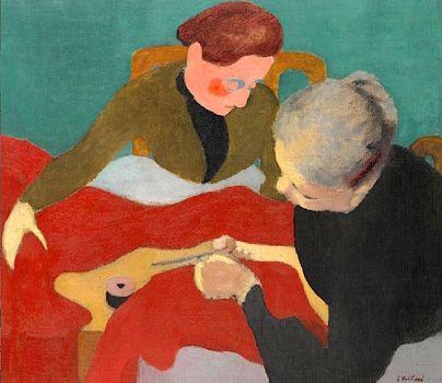 Édouard Vuillard, Les Couturières (1890)
