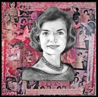 Jackie Kennedy Collage