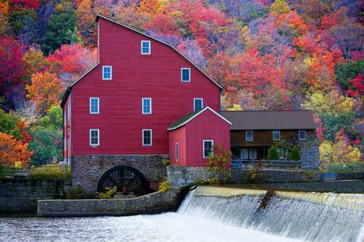 Red Mill Clinton New Jersey