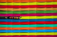 """""""Colors of Inle Fabrics"""""""