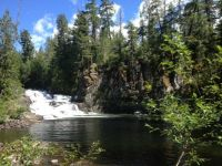Falls in BC