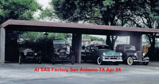 At SAS Factory