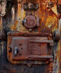 Rusty Firebox