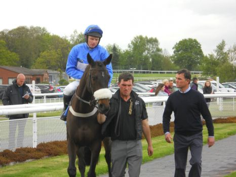 Ludlow Race Meeting. May 10 2015