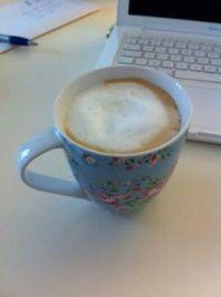 café au lait d'Ellen