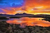 Stunning Scottish Sunset