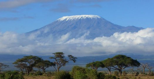Mount Kilimanjaro #2