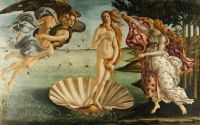 boticelli - La naissance de Venus
