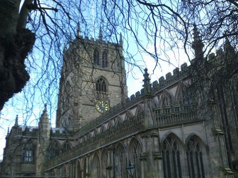 St.Mary's Church, Nottingham