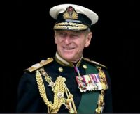 R.I.P. His Royal Highness Prince Phillip who died today.