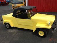1959 King Midget Yellow