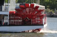 Paddle Boat Detail