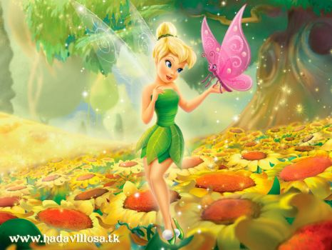 Tink Butterfly
