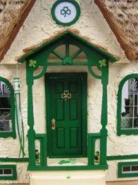 Entrance, Irish Cottage