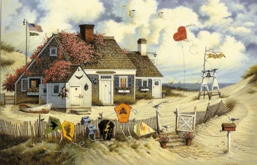 RootBeerButterfields by Charles Wysocki