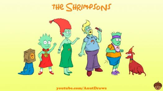 The Shrimpsons