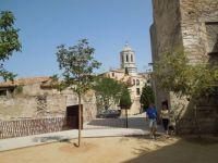 Gironas gamle bydel, Spanien