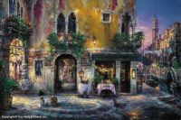 "CAO YONG ""EVENING IN VENICE ITALY"""